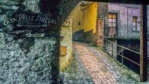 Triora, casa delle streghe