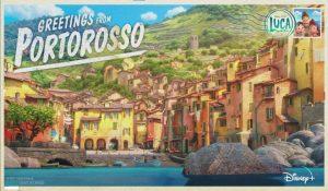 Luca, il nuovo film della Pixar sbarca in Liguria