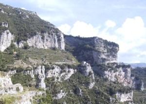 colle serra trekking