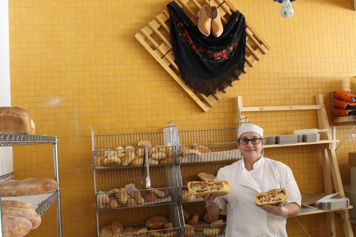 A proprietária da Delicia Bakery, Ana Cristina Coelho - Créditos: Cristina Rita