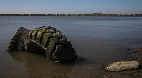Concerns that Tagus river could dry up