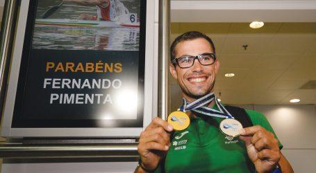 Fernando Pimenta é campeão do mundo em K1 5000 metros