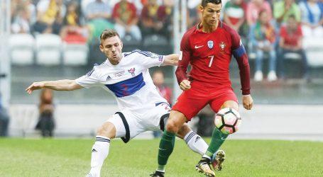 Portugal goleia Ilhas Faroé