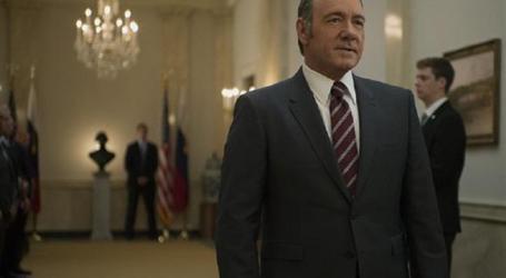 """Criadores de """"House of Cards"""" anunciam fim da série, depois de alegações contra Spacey"""