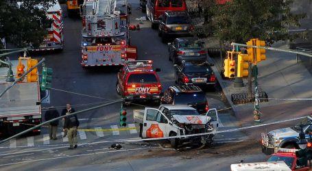 Seis mortos e nove feridos em Nova Iorque. Homem acelera contra ciclistas e dispara