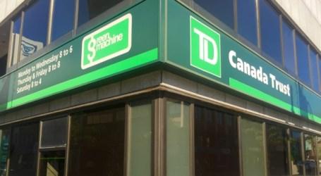 Dinheiro preso no ciberespaço devido a problemas de transferência eletrónica no TD Canada Trust