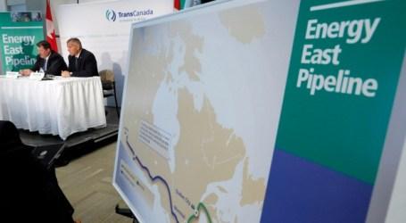 TransCanada cancela os projetos Energy East e Eastern Mainline