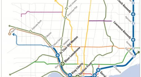 Cidade de Toronto lança consultas públicas sobre SmartTrack