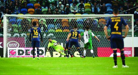 Taça de Portugal: Sporting bate Famalicão e está nos oitavos de final