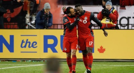Toronto FC reaches second straight MLS Cup final