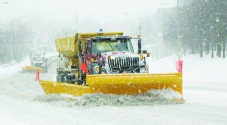 Cidade vira-se para a tecnologia e 600 limpa-neves para manter as estradas transitáveis este inverno
