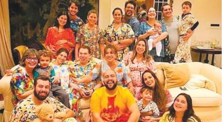 OLHA A FESTA! SILVIO SANTOS COMEMORA ANIVERSÁRIO DE 87 ANOS COM FESTA DO PIJAMA