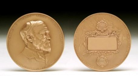 Canadiano entre os 20 homenageados pela Carnegie Hero Fund Commission