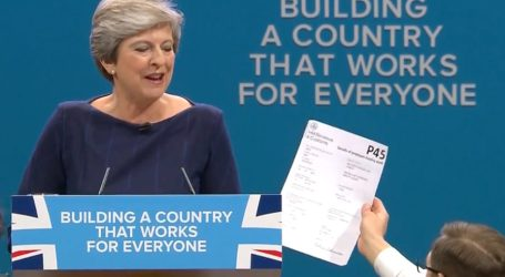 Fatura do Brexit é de 40 a 45 mil milhões de euros, diz porta-voz do governo britânico