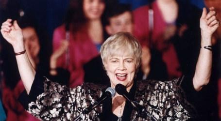 Ex-presidente de Toronto, June Rowlands, morre aos 93