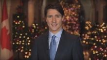 Mensagem de Natal de Justin Trudeau aos canadianos enfatiza a força na diversidade