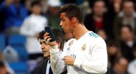 Zidane Revela Porque é Que Ronaldo Quis Ver o Corte no Telemóvel