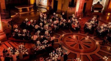 Já não vai haver mais almoços e jantares no Panteão