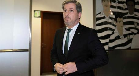 """Bruno de Carvalho: """"Estão quase a matar-me e a culpa é dos sportinguistas"""""""