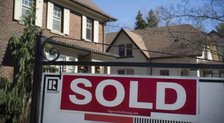 Canadian home prices rise as Toronto sees first gain in 6 months