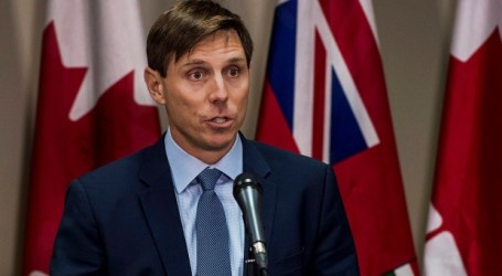 """Ex-Ontario PC leader Patrick Brown writing a book about his political """"assassination"""""""