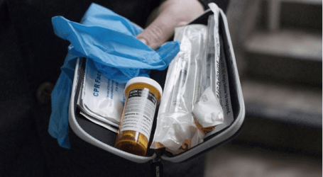 Naloxone kits to be provided to TDSB secondary schools