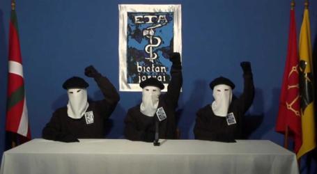 Fim da ETA será anunciado em maio