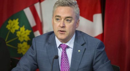 PC MPP dumped from caucus over intern sexting allegations