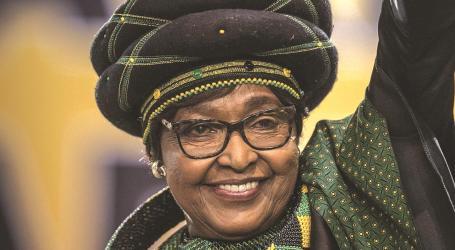 """Morreu a """"mãe"""" da África do Sul"""
