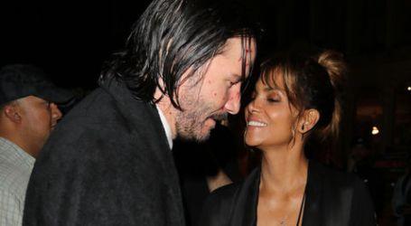 Keanu Reeves e Halle Berry estão juntos?