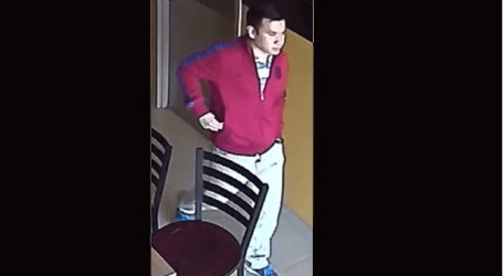 Suspect sought after hidden camera placed in washroom of Scarborough business
