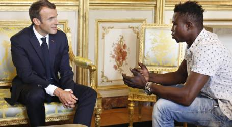 Paris mayor hails heroic Malian immigrant who scaled building to save child