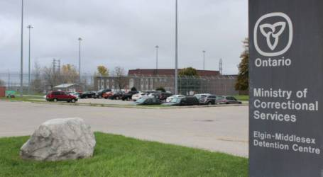 Jail guards to stand trial for alleged role in death of Ontario inmate