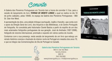 Daniel Bastos promove história e arte portuguesa em Toronto