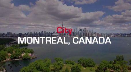 Ferrari puts CN Tower in Montreal