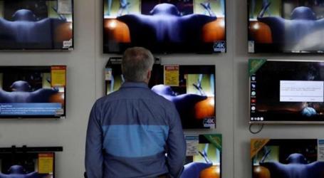 Mundial de futebol faz disparar venda de televisões em Portugal