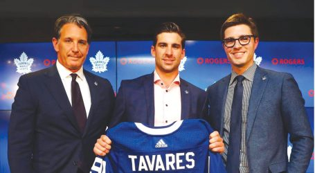 How John Tavares is making me a beLEAFer again