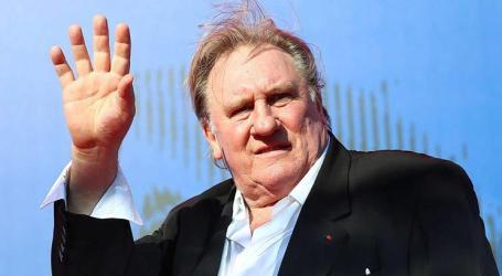 Ator Gérard Depardieu acusado de violação