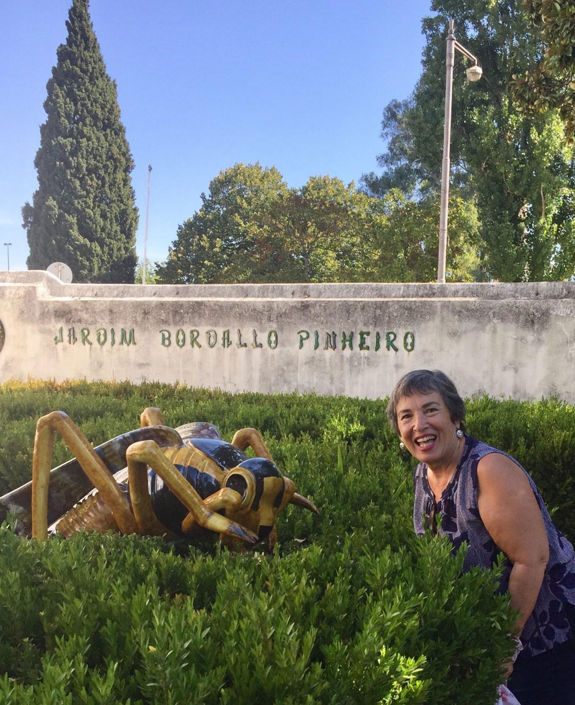 Jardim Bordalo Pinheiro
