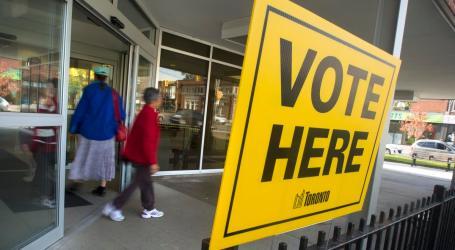 Batalhas eleitorais – quem é quem? Toronto – novos wards