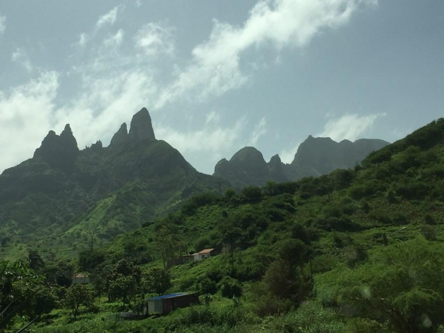 Montanhas – Cabo Verde