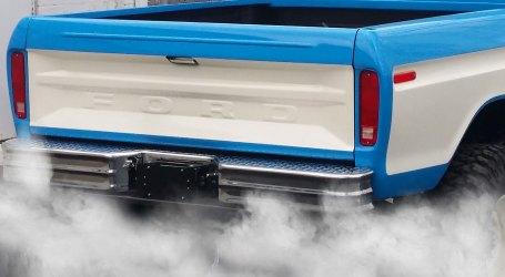 Ford acaba com Drive Clean Program