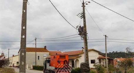 Menos de duas mil habitações ainda sem energia elétrica