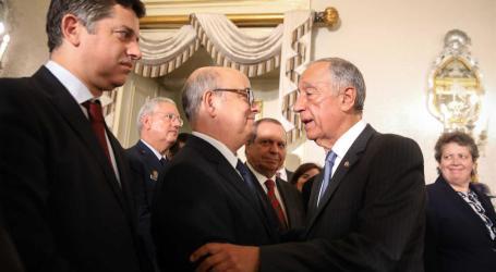 Presidente deu posse a novos ministros