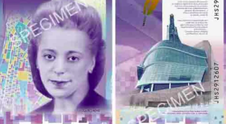 Canada's new $10 bill to be launched into circulation in Winnipeg