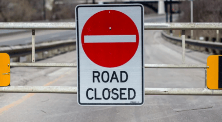 Gardiner Expressway closed this weekend for fall maintenance