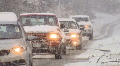 Winter travel advisory issued for Toronto, parts of GTA