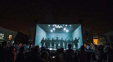 Lumina Show com apresentação surpreendente