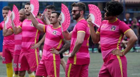 Champions LiGay: o torneio de futebol que é só para homossexuais