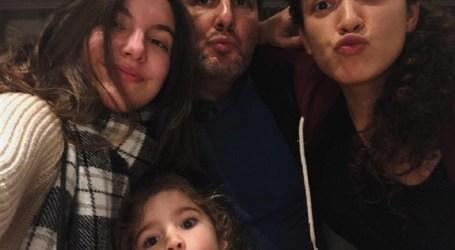 Bruno de Carvalho regressa em família às redes sociais